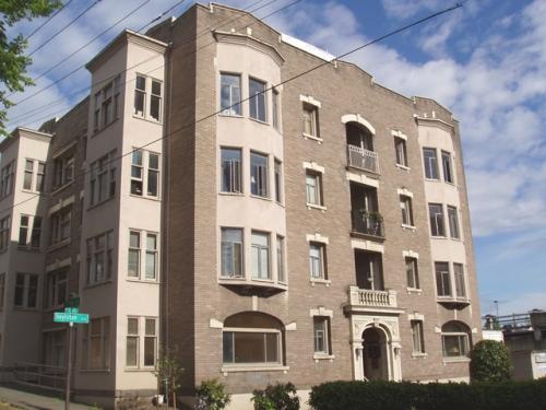 Porter Apartments