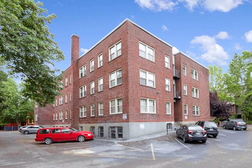 Swansonia Apartments