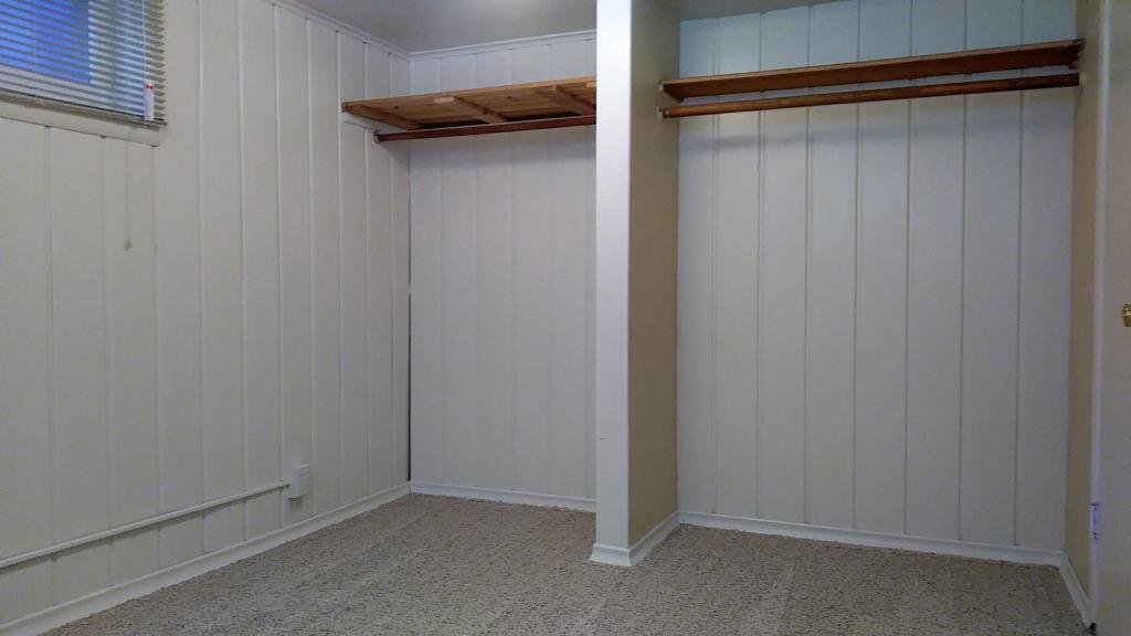 B2: Bedroom Closet