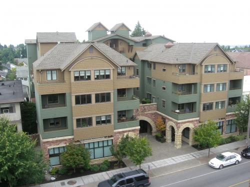 The Osborn Condominiums