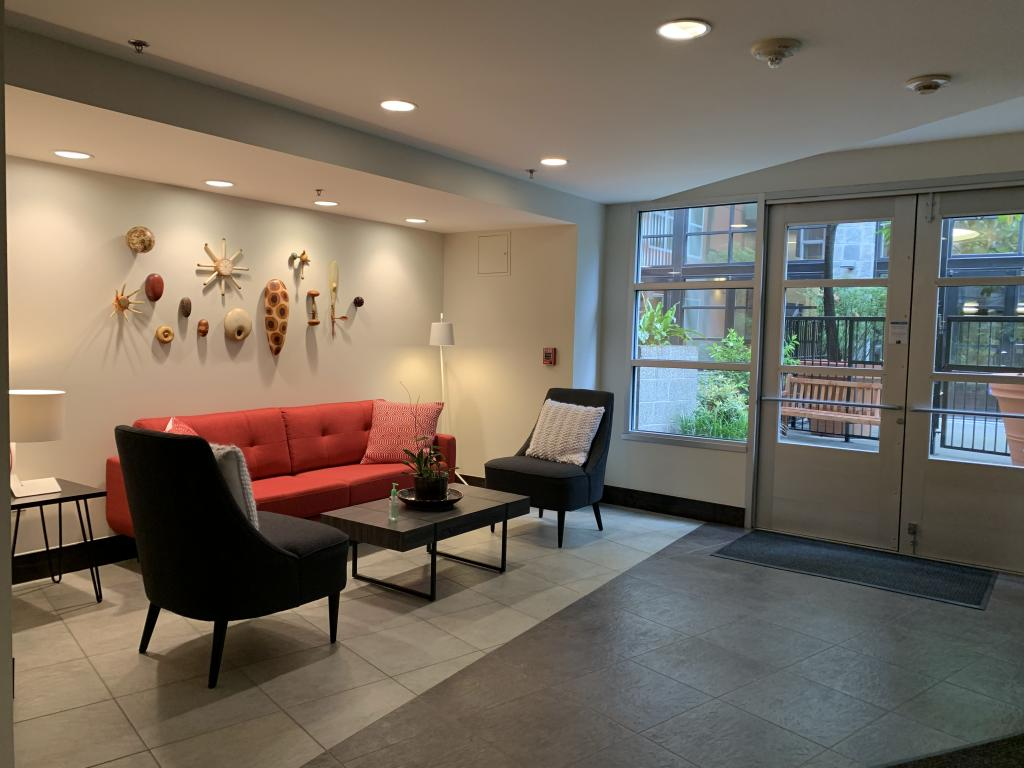 Additional Lobby adjacent to the conference room