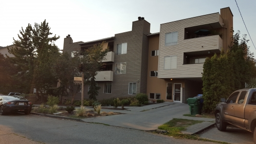 Pacific Apartments