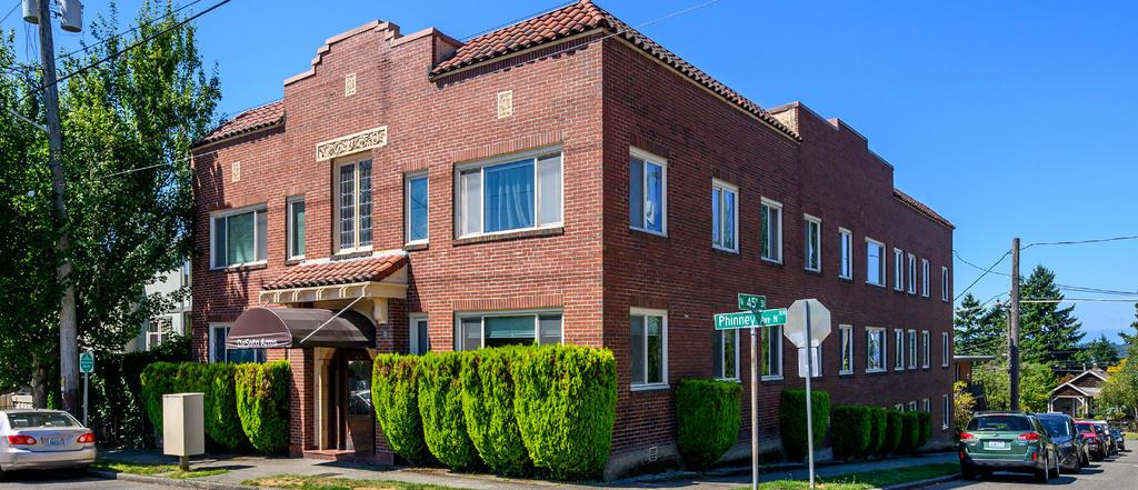 De Soto Arms Apartments