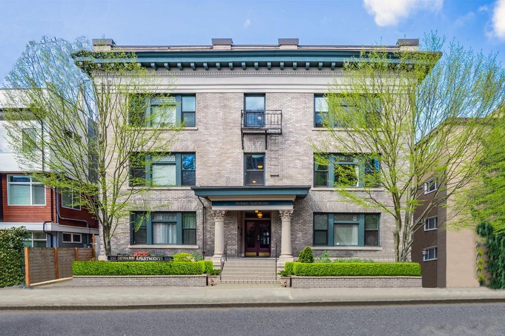 Seward Apartments
