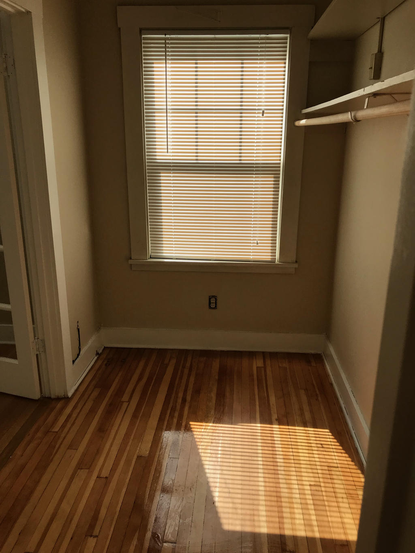Living Room Closet/Den