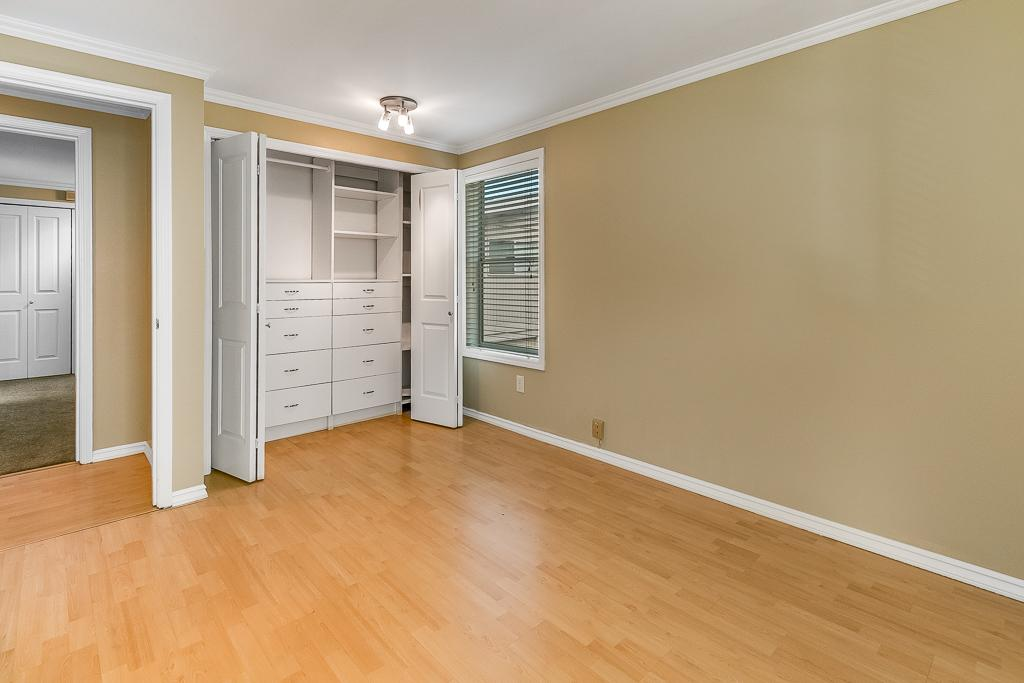 2nd Bedroom is a corner room with 2 windows